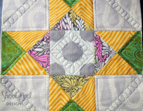 block of the month quilt pattern