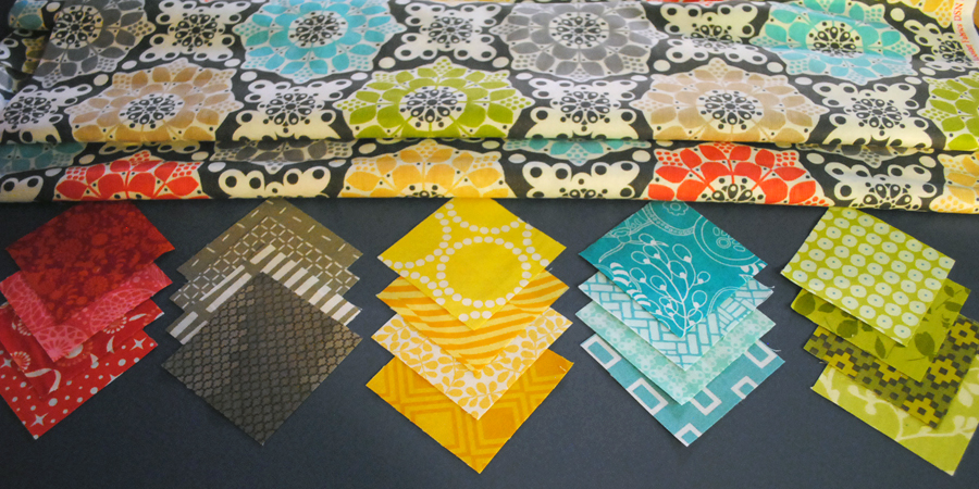 how to choose fabric for your first quilt