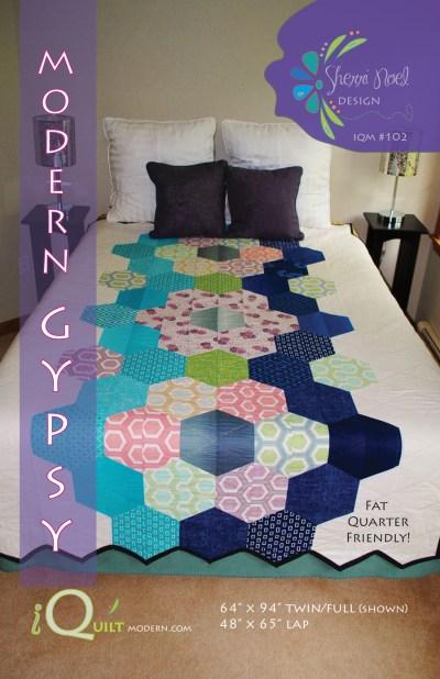 modern gypsy quilt patterns