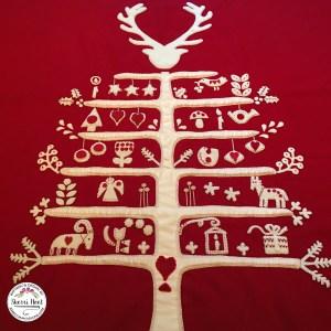 scandinavian quilt a long
