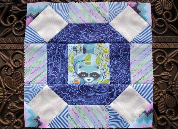 nine patch quilt block pattern
