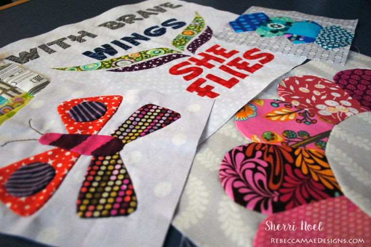 dear daughter quilt chapter