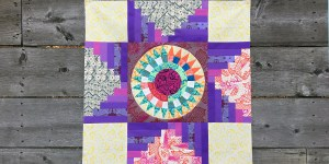 Cabin Fever Block of the Month Quilt Pattern