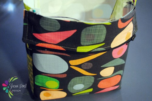 Bento Bag - a lunch bag sewing tutorial