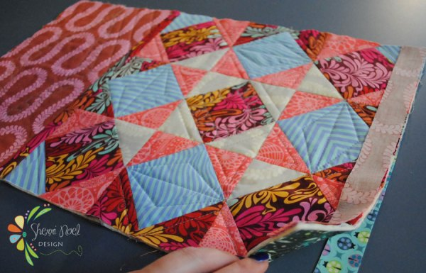 joining quilt blocks