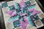 Block of the Month in Tula Pink Fabric