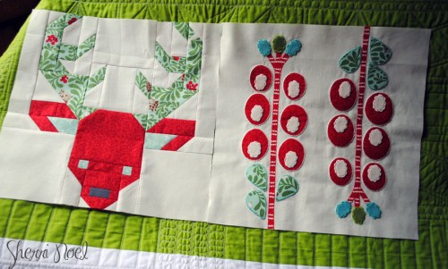 christmas quilt blocks