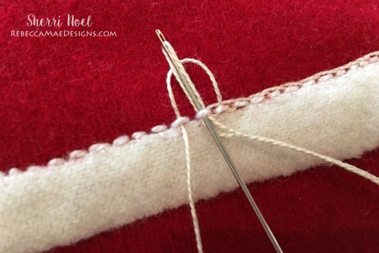 pekinese embroidery stitch