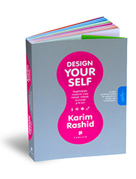 Karim Rashid - Design yourself carte