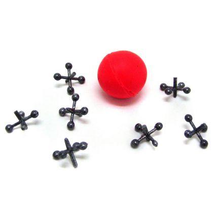 metal jacks ball sets