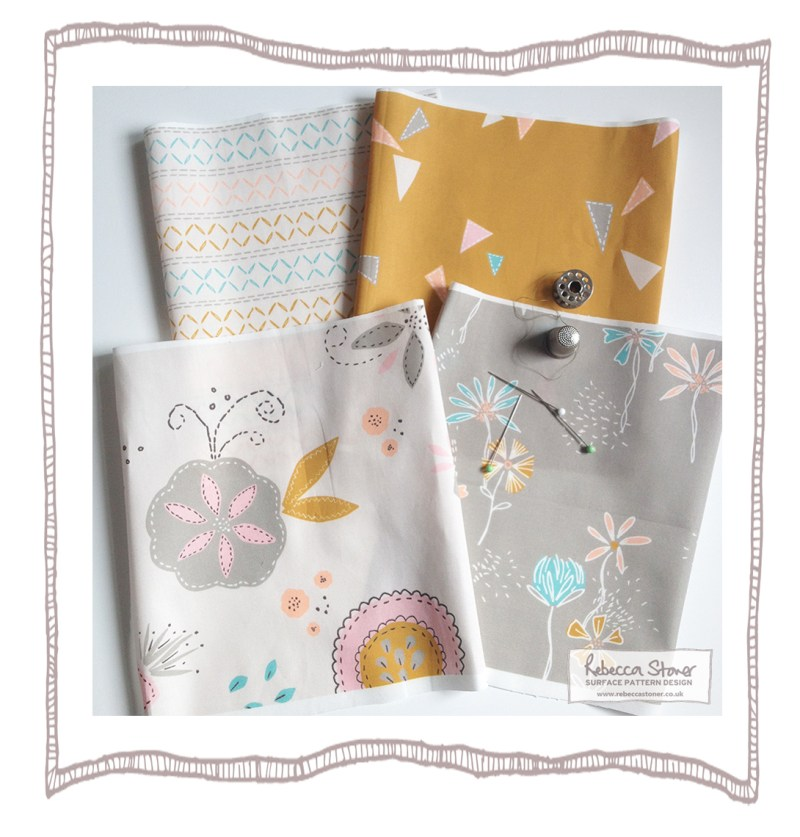 Applique Collection by Rebecca Stoner