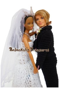 Crochet for Barbies - Rebeckah's Treasures