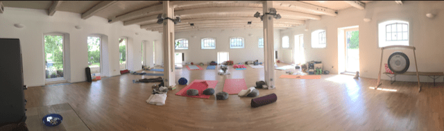 Mai 2018 – YOGA & Meditation in Darry (Panker)