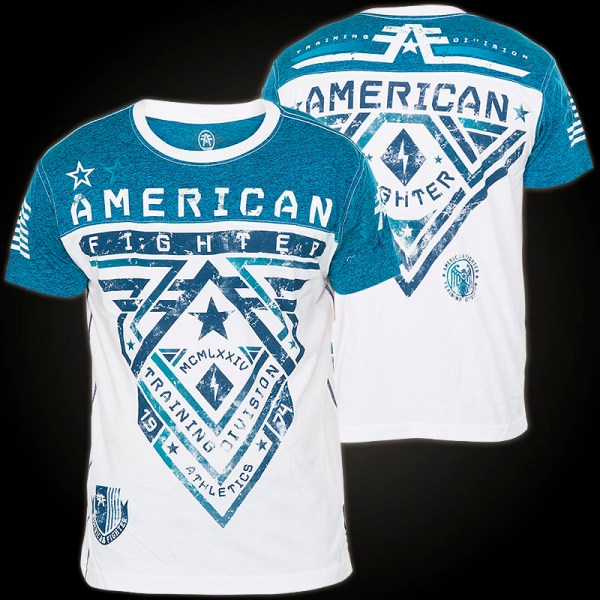 American Fighter Affliction Crossroads - Shirt With