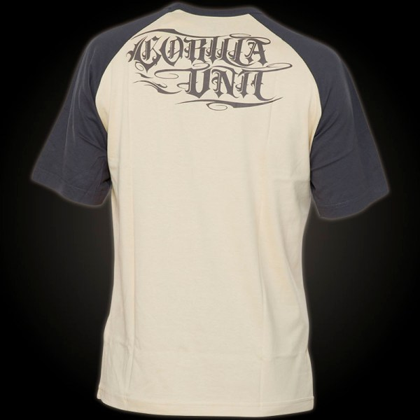 Gorilla Unit T-shirt Two Angels. - Shirt With Highly