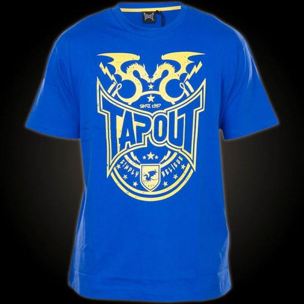 Blue Tapout Shirt