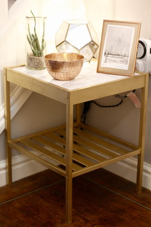 Ikea bedside table home design ideas ikea bedside table ikea hack bedside table watchthetrailerfo