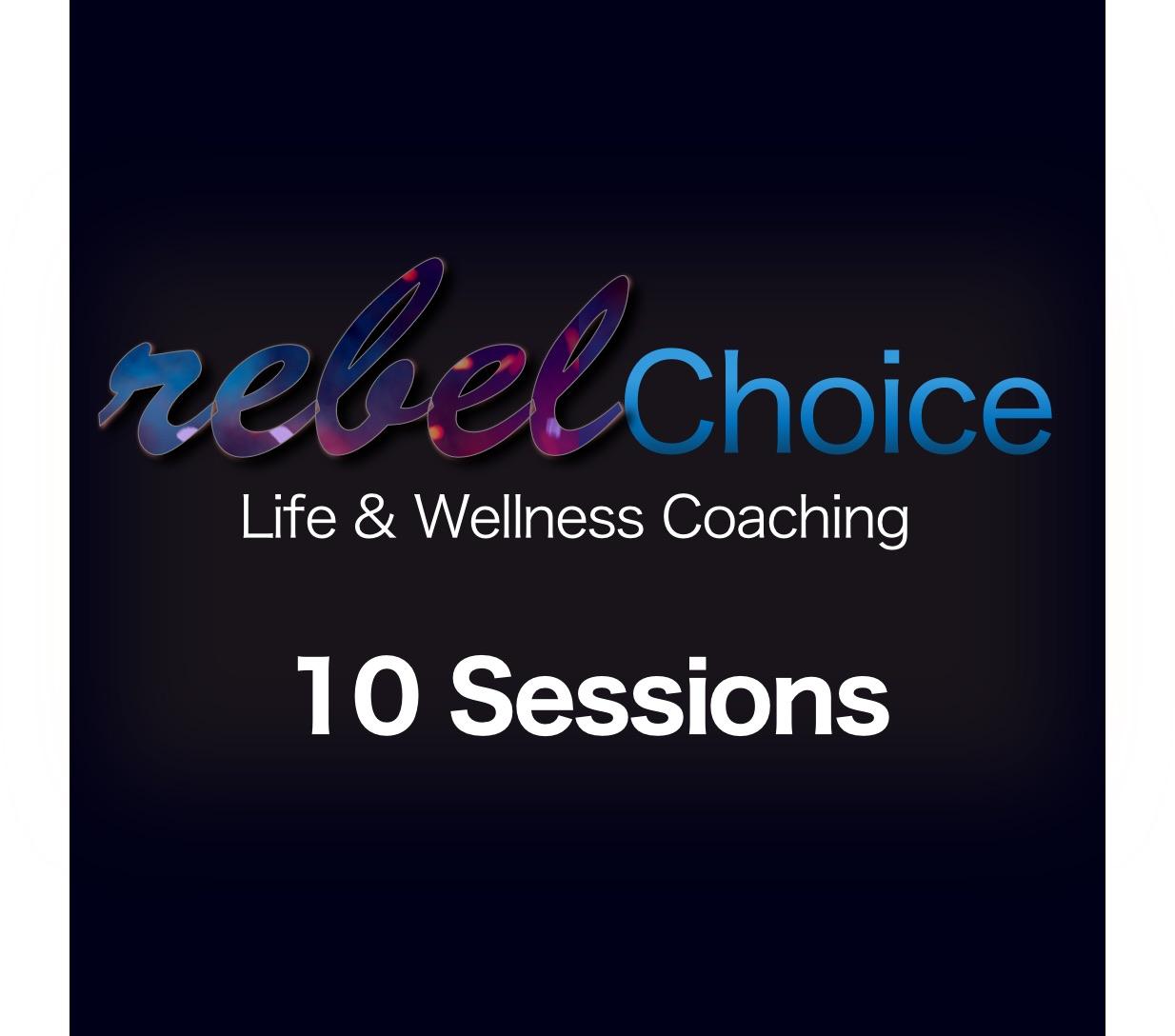 Life Amp Wellness Coaching Bundle 12 Sessions