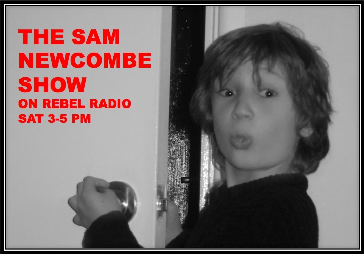 The Sam Newcombe Show 04/03/2017