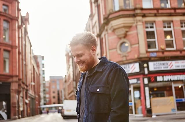 The musician, Tom Walker.