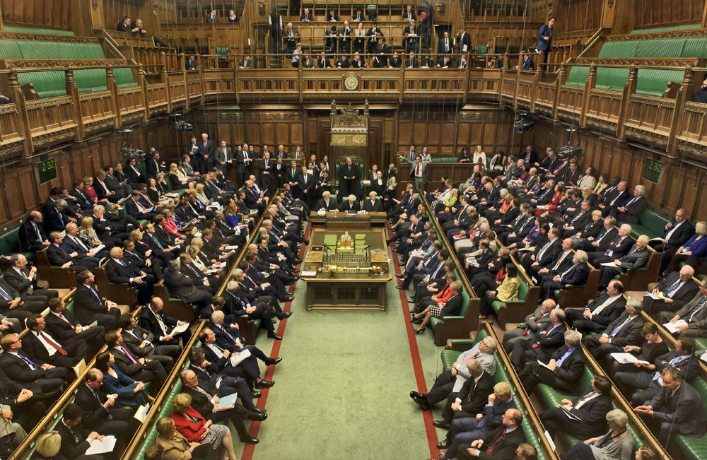 Parliament Debates About Essex University