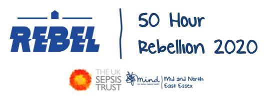 50 hour rebellion logo