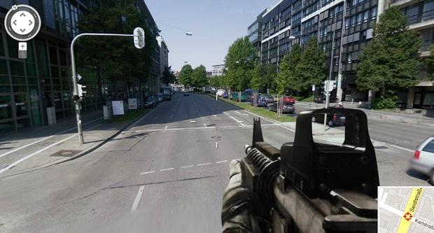 Google Shoot View