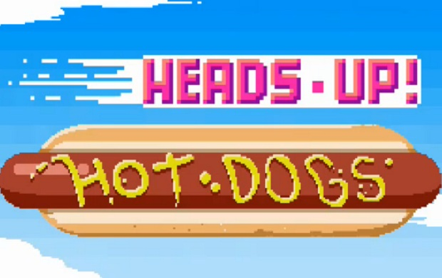 Heads Up! Hot Dogs