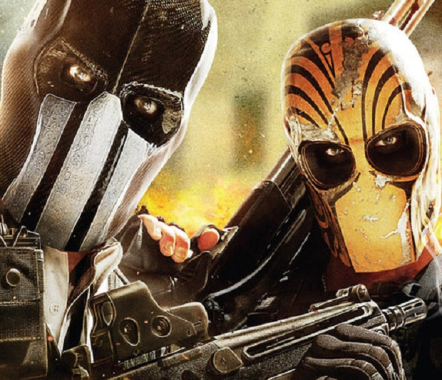 Army of Two The Devil's Cartel