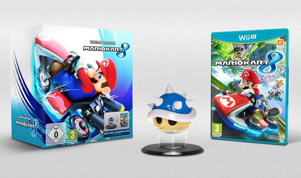 Mario Kart 8 Limited Edition Bundle