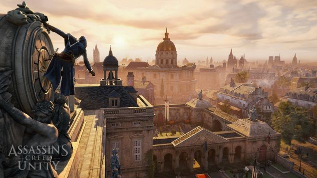 Assassin's Creed Unity k