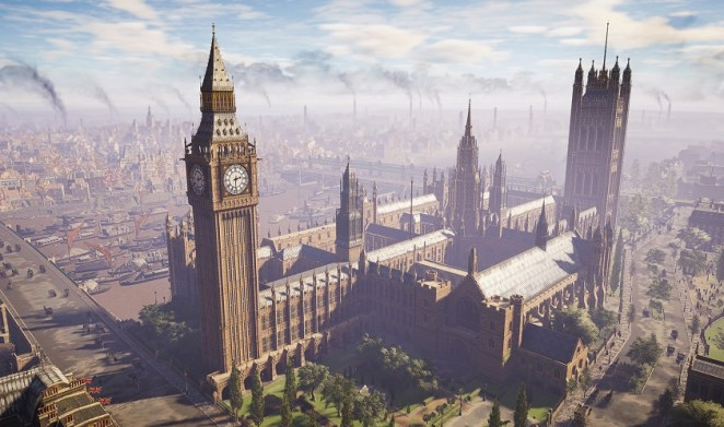 Assassins Creed Big Ben