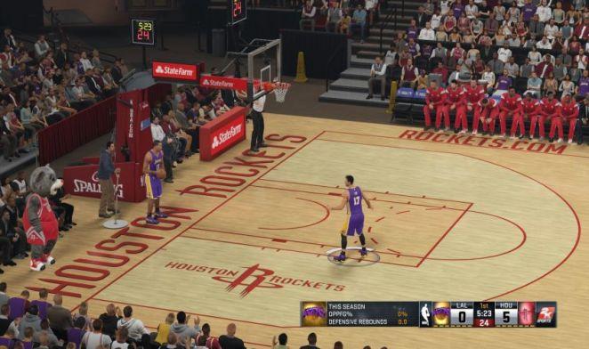 NBA 2K16 5
