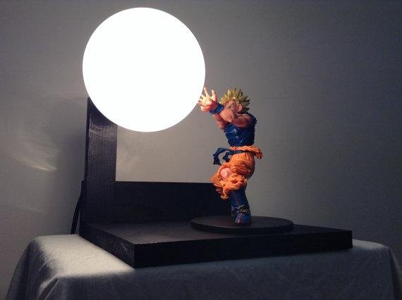 DBZ Lampe 2