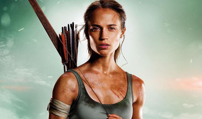 Zweiter Trailer zur Tomb Raider-Verfilmung