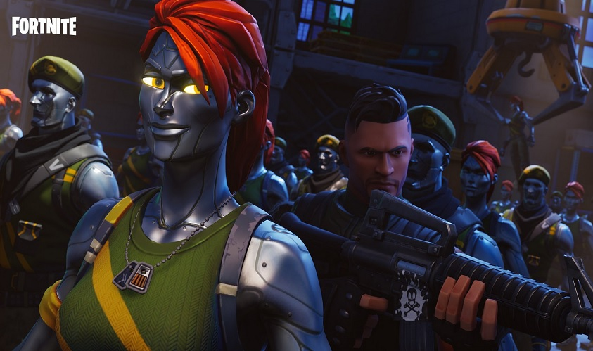 Fortnite: Crossover mit Call of Duty Black Ops 4?