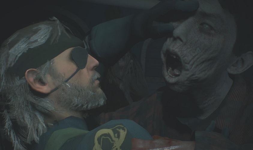 Resident Evil 2: Neue Mods verwandeln Claire & Leon in Quiet & Big Boss aus Metal Gear Solid 5