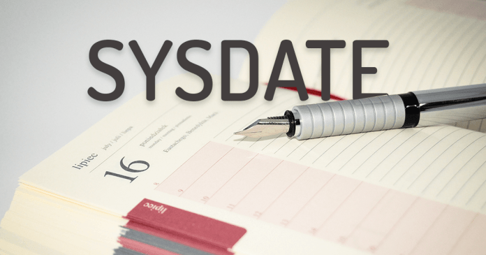 Sysdate Function In Oracle Database by manish sharma
