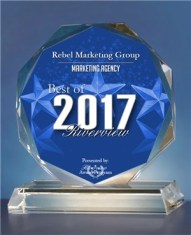 Tampa marketing & PR agency Rebel Group is Marketing Agency of the Year