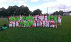 Muskerry U13 Football Squad