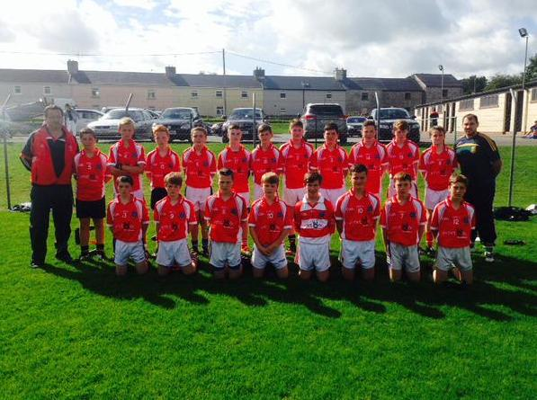 North region U13 Football Squad