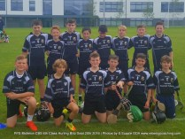 Midleton CBS hold 6th Class Hurling Tournament