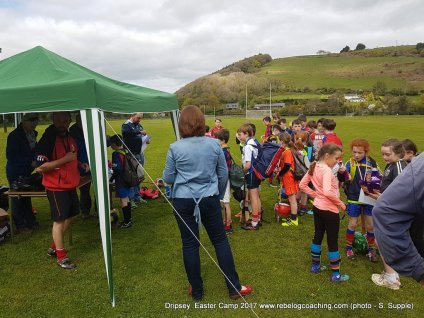 Dripsey Easter Camp