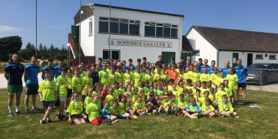 Kelloggs Cul Camps in Cork