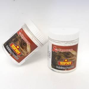 Top Pet Reptisup Calcium Powder 50g