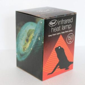 Infrared Heat Lamp at Rebel Pets