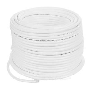 """Ro Pipe 1/4"""" tube in White per meter"""