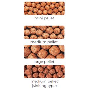 Hikari Wheat-Germ Formula Pellet Size at Rebel Pets
