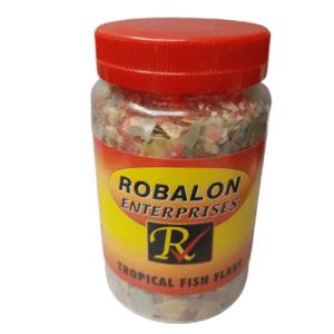 A5130 Robalon Tropical Fish Flake at Rebel Pets