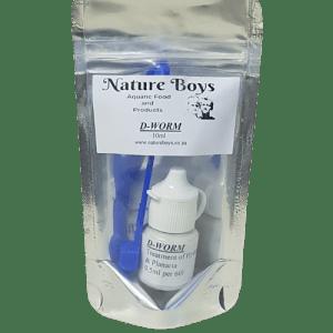 NBDWORM001 Nature Boys D-worm 10ml at Rebel Pets